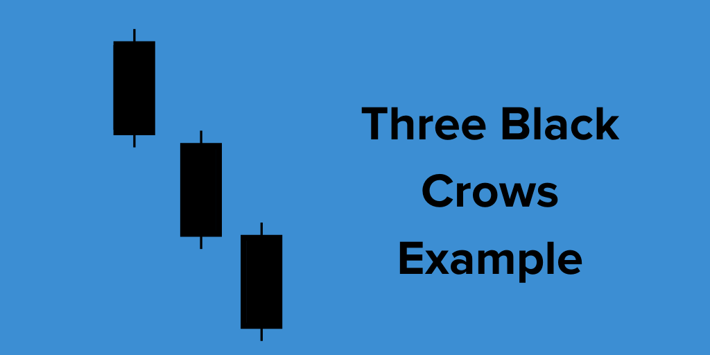 Three Black Crows Candlestick Chart Pattern