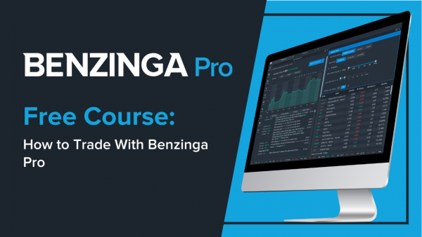 free course: how to trade with benzinga pro